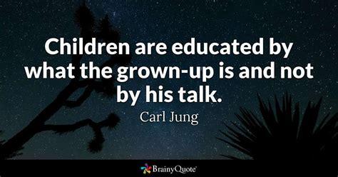 carl jung children  educated    grown