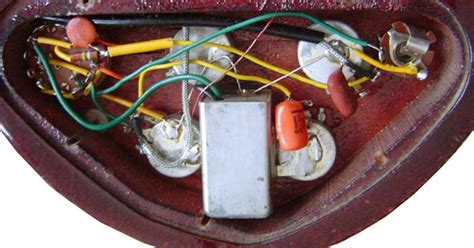 Gibson Eb3 Bas Wiring Diagram by Gibson Eb3 Circuit Image Series 1 Late 1960s Gt Gt Flyguitars