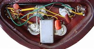 Gibson Eb3 Circuit Image  Series 1  Late 1960s   U0026gt  U0026gt  Flyguitars