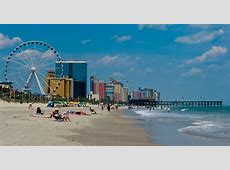 10 Best South Carolina Beaches