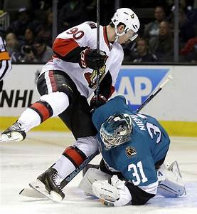Sharks' home skid continues with loss to Ottawa - SFGate