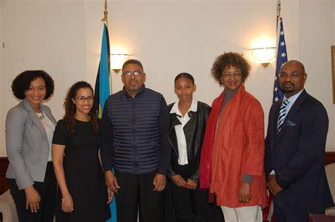 farquharsons visit embassy embassy   bahamas