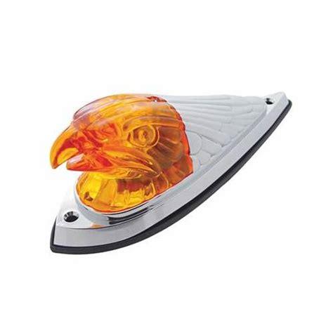 semi truck clearance lights amber eagle cab roof rv truck semi clearance marker lights