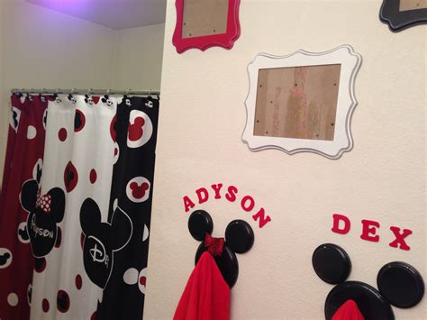 Bathroom Bring The Magic Of Disney Into Your Home With