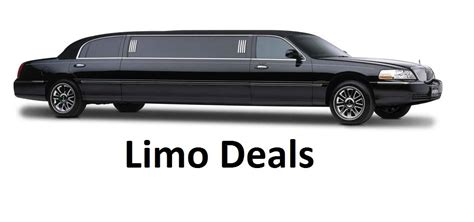 Limo Deals dc limo deals discount limo special limo prices limo
