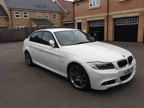 Bmw 2012 318i M Sport Plus Edition White 3 Series Car For