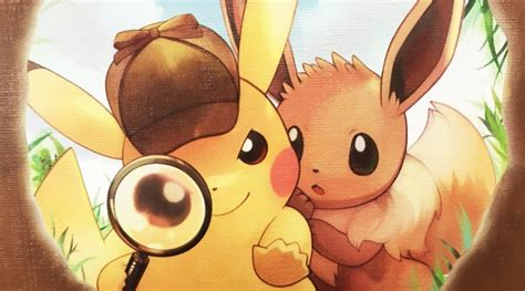 Detective Pikachu: Eevee's Case Is An eBook Prequel To The