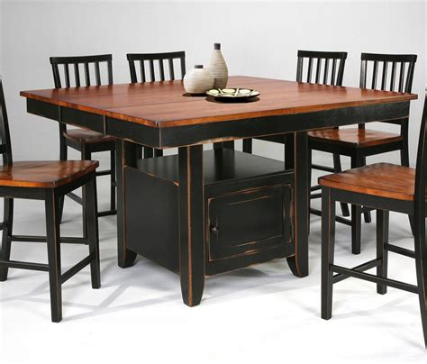 dining table with stools kitchen island slat back stools by intercon wolf and