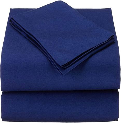 spirit premium size bed sheets in bahamian blue