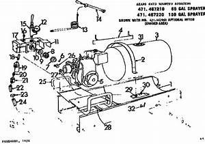 Fimco Sears Skid Mounted Sprayers Parts
