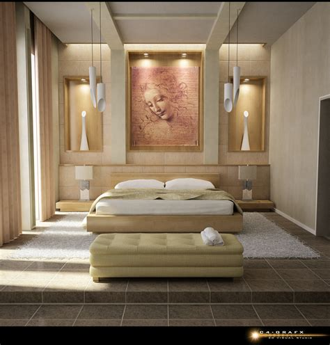 Bedroom Wall by Beautiful Bedrooms