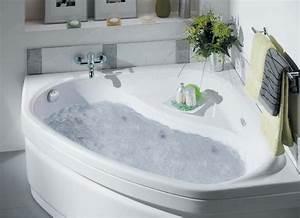 Baignoire Balnéo D Angle : allibert baignoire d 39 angle baln o lucina syst me ~ Dailycaller-alerts.com Idées de Décoration