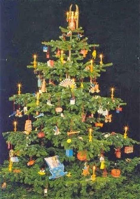 ascii tannenbaum der tannenbaum
