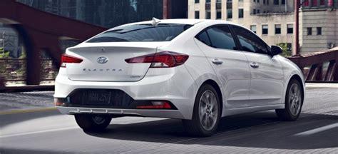 Gas Mileage For Hyundai Elantra by 2019 Hyundai Elantra Fuel Mileage And Range
