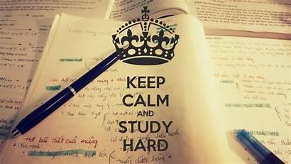 Study Hard Keep Calm Poster Matic