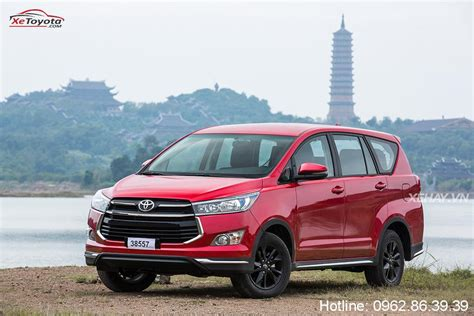 Review Toyota Venturer by Toyota Innova Venturer 2019 Xe Toyota