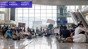 All About Resumes Hong Kong Airport Resumes Operations After Court