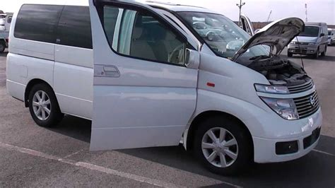Nissan Elgrand Hd Picture by 2013 Nissan Elgrand E51 Pictures Information And