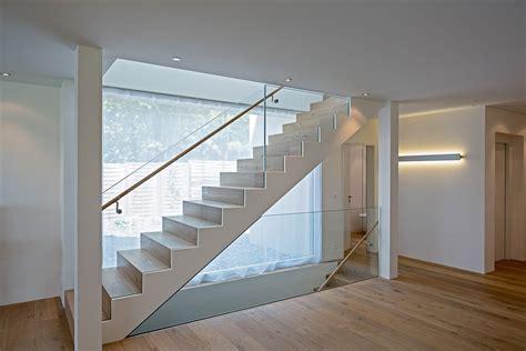 treppengeländer aus glas inspiration wohnen mit glas glasvetia