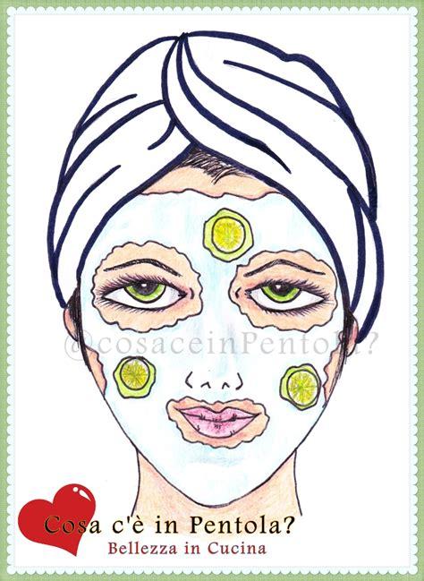 maschera viso illuminante fai da te crema illuminante per viso cosa c e in pentola