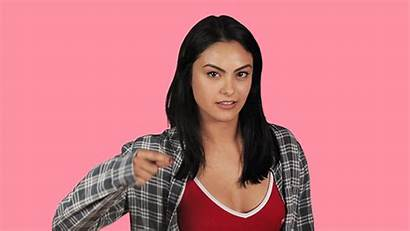 Camila Mendes Veronica Lodge Wink Giphy Gifs