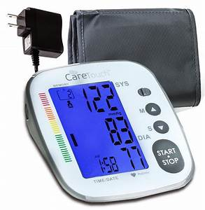 Top 10 Best Blood Pressure Monitors Buying Guide And