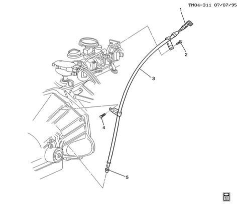 replace transmission filler tube  gmc acadia