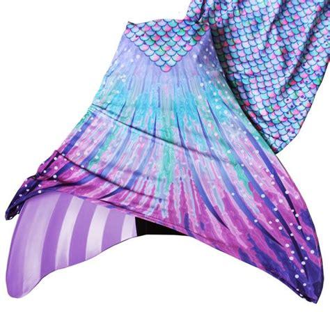 aurora borealis pastel mermaid tail  monofin set