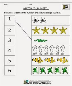 Math Kindergarten Worksheet - 1000 images about ...