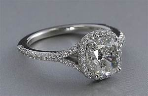 5 popular cushion cut engagement rings ritani With ritani wedding engagement rings