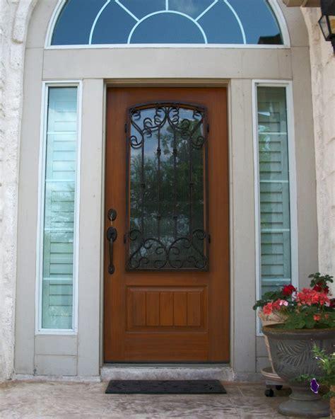 fiberglass entry doors fiberglass entry door gallery the front door company