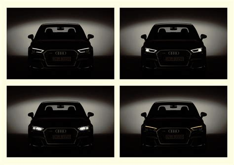 siege audi a3 2017 audi a3 s3 facelift revealed get matrix leds and