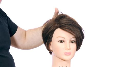 Short Layered Bob Haircut Tutorial