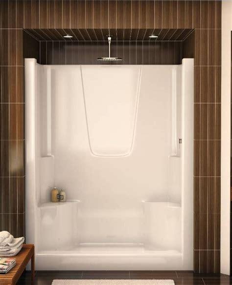 Tub And Shower Units - bathroom bathroom fiberglass shower unit modern