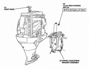 Honda Bf 130 Steering Arm - The Hull Truth