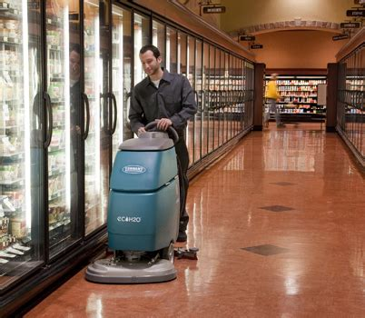 Tennant Floor Stripping Machine by Tennant T3 And T3 Scrubbers With Ec H20 Powervac