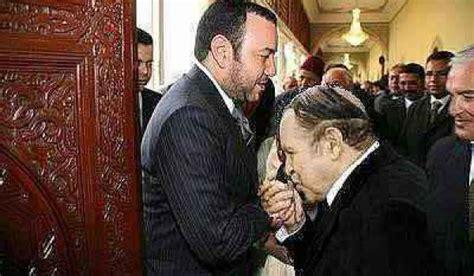 il baise sa mere dans la cuisine quand mohammed vi avance à pas de géant bouteflika