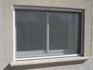 Faire Une Moustiquaire : moustiquaire enroulable sur mesure pour fen tre ~ Premium-room.com Idées de Décoration