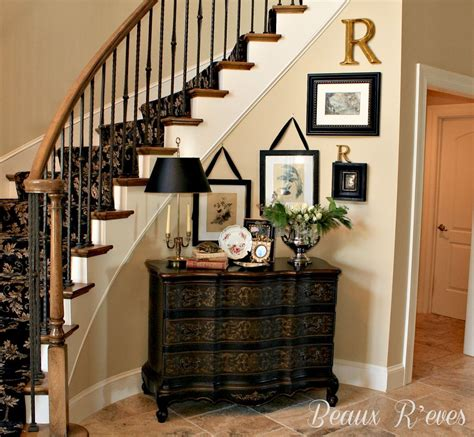 beaux r eves entry vignette for a curved wall for the