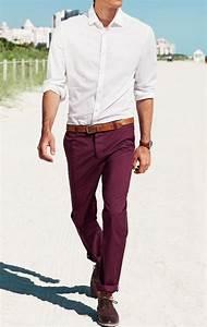 15 best dressing combinations with white shirt for men With awesome quelle couleur avec le jaune moutarde 15 comment porter la couleur bordeaux