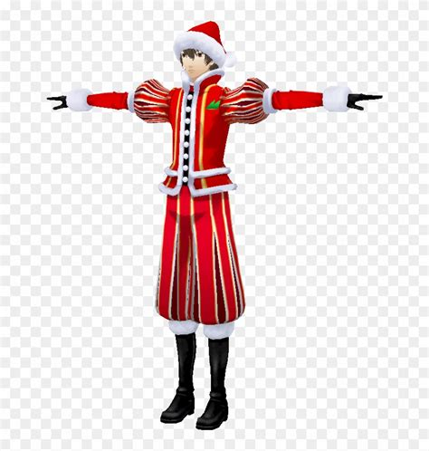 persona  catherine dlc persona  christmas dlc hd png