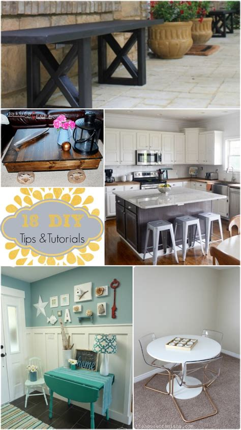20 tutorials and tips not to miss diy projects home 18 diy tips tutorials home stories a to z