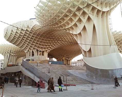 Famous Buildings Of The World The World's Largest Wooden