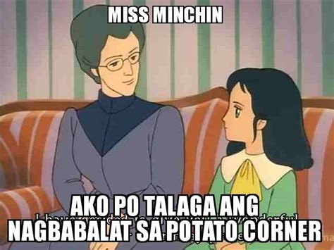 Sarah Memes - viral memes of princess sarah with patatas on the side news feature news the philippine