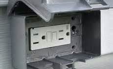 Installing Outdoor Electrical Outlet The Home Depot