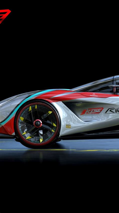 wallpaper rise race  future supercar racing pc