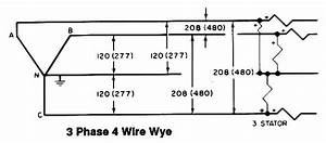240 Single Phase Wiring