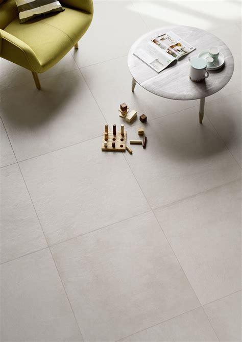 Plaster   Porcelain stoneware flooring   Marazzi