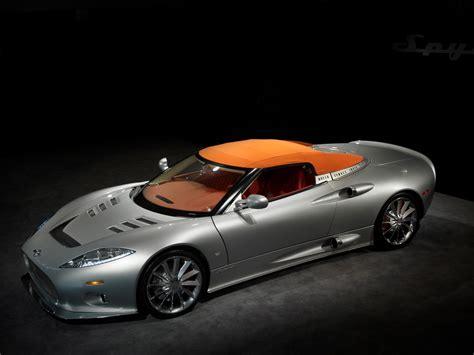 2009 spyker c8 aileron spyder prototype specs top speed engine review