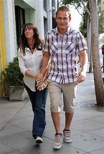 Pregnant Alanis Morissette And Husband Mario Treadway Out ...